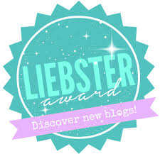 My 2017 Liebster Blogger Award