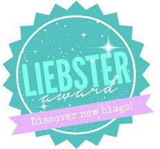 My 2017 Liebster Blogger Award