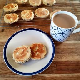 Welsh cakes (Bakestones)