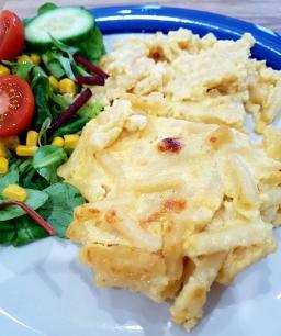 Nigella's macaroni cheese